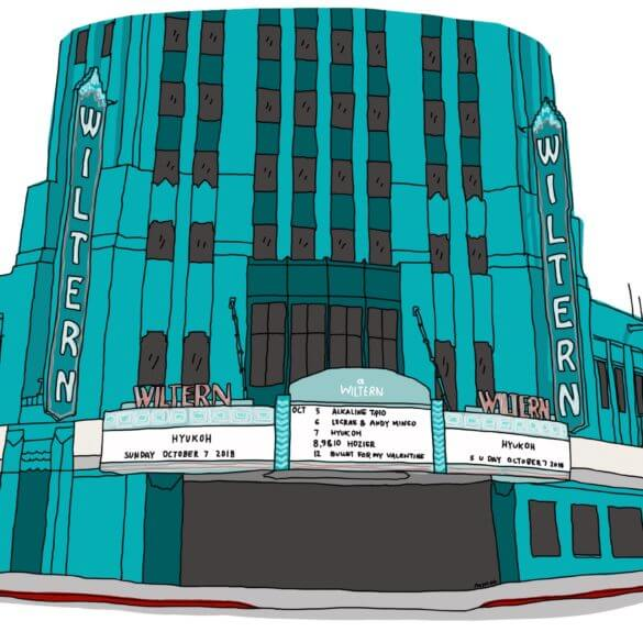 The Wiltern Theater